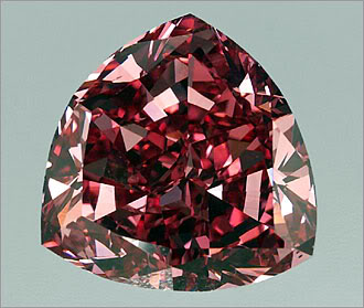 Moussaieff Red Diamond.