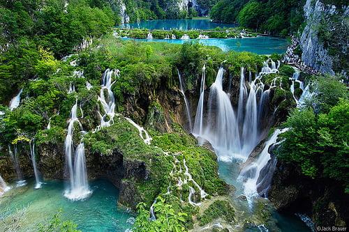плитвиц водопад