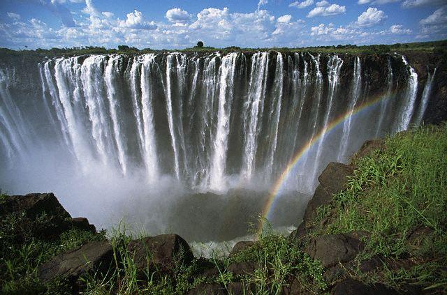 Водопад Виктории