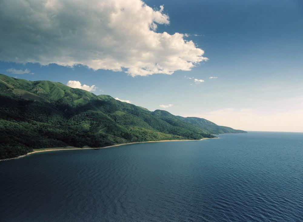 Самое большое озеро