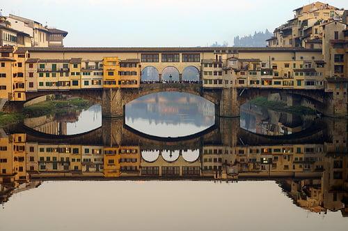 мост в Италии