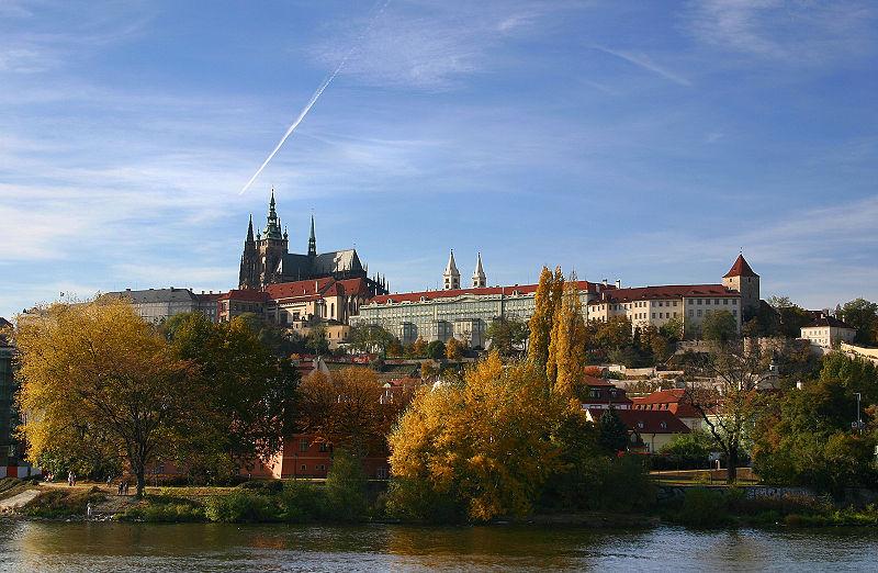 Замок Прага