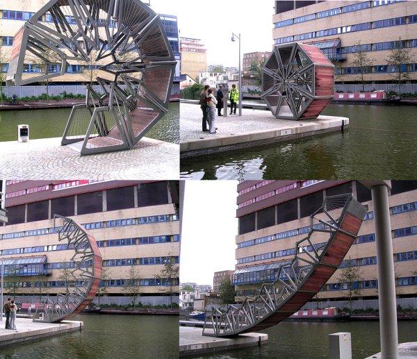 круглый мост