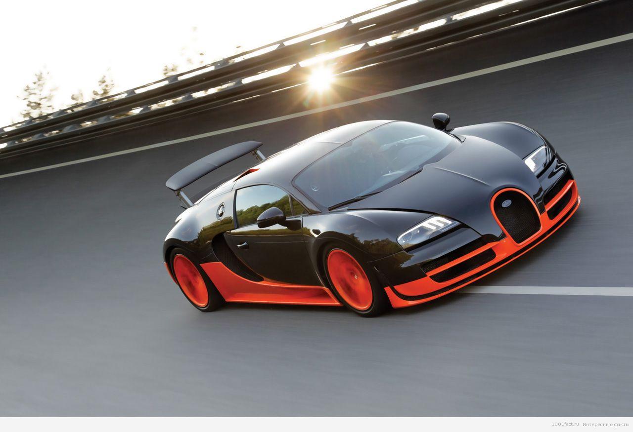 Самые быстрые машины мира фото