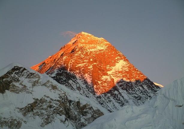 Цікаві факти про формування гірських ланцюгів
