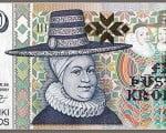 5000 Исландских крон