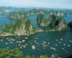 бухта Ха-Лонг, Вьетнам