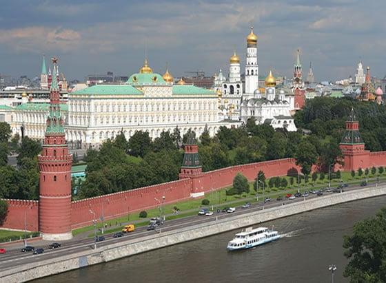 Цікаві факти про Москву
