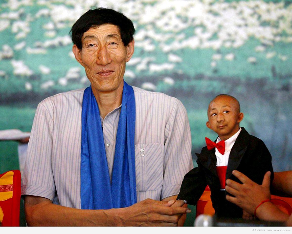 Фото самого большого человека в мире 13 фотография