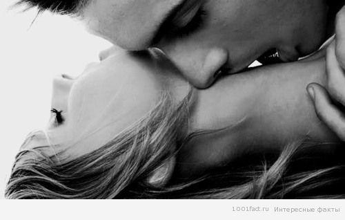 Поцелуйчики сексуально