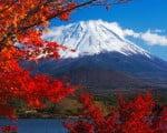 Фудзияма-осенью