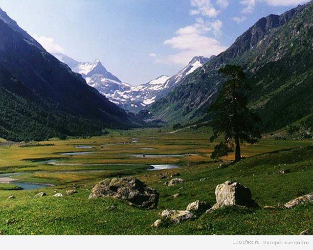 факты о долине Джатинга