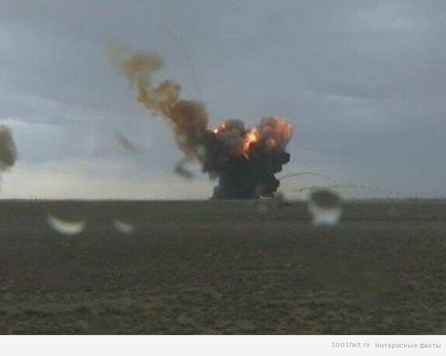 "авария ракеты ""Протон"""