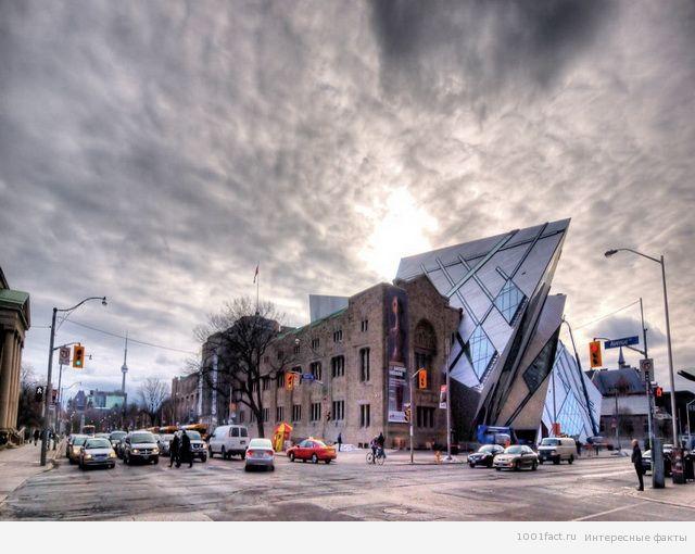 музей в Онтарио