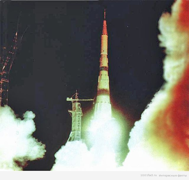 авария ракеты Н-1_Байконур