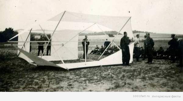 воздушный змей во время войны