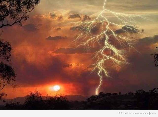 явление природы_шаровая молния