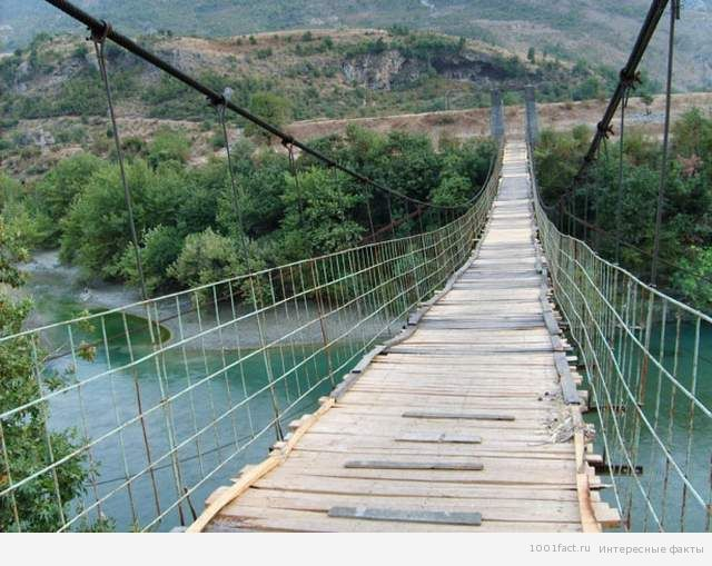 о мосте Хуссаини_факты