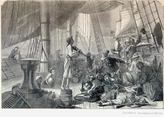 черноморские пираты