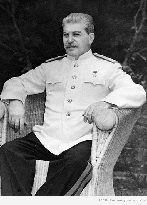 факты_Сталин