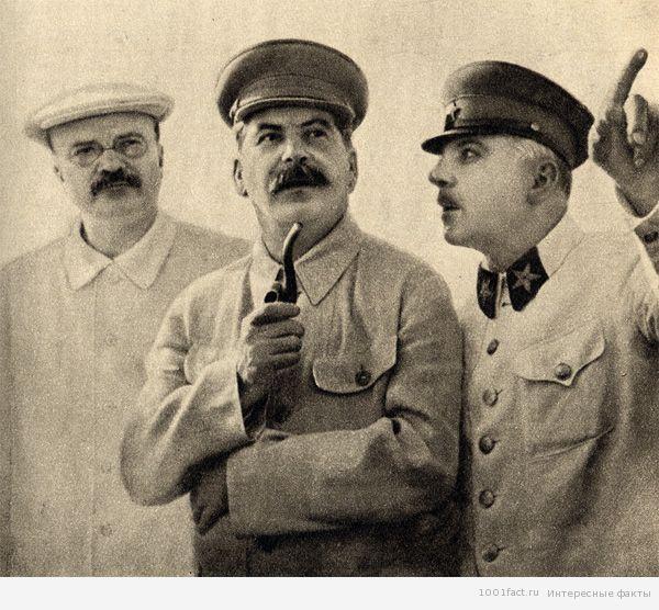 Сталин_факты о личности