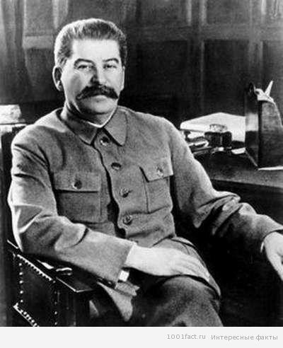 Сталин_факты о жизни