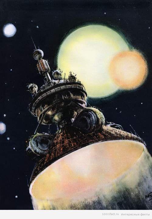 космос_факты о ракетном двигателе