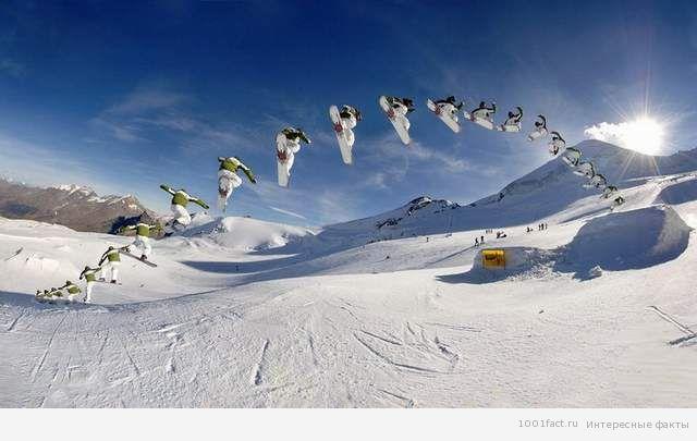 факты_сноубординг