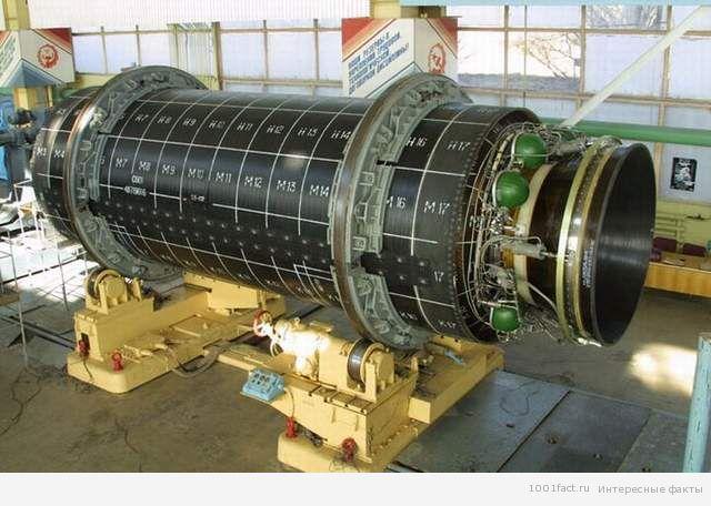 о ракетных двигателях