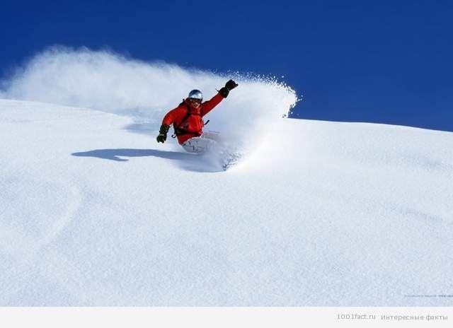 о сноубординге