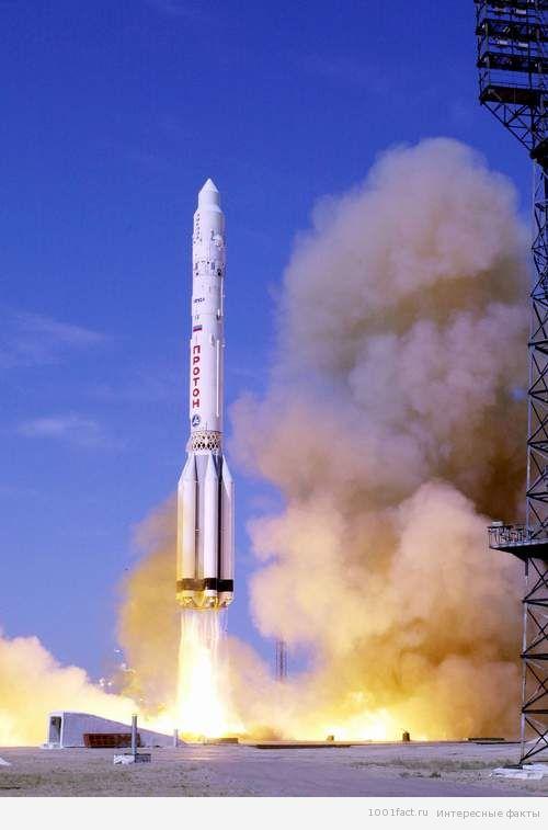 факты о двигателе ракеты
