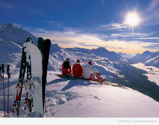 спортивные факты_сноуборд