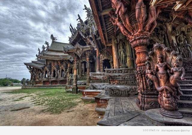 строение_храм истины