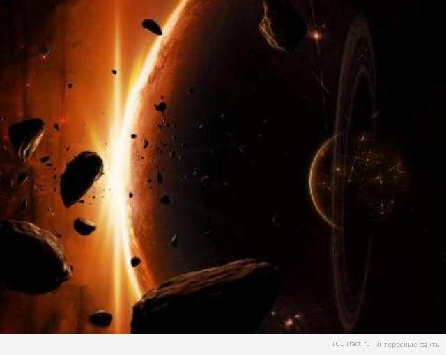 космос_угроза для Земли