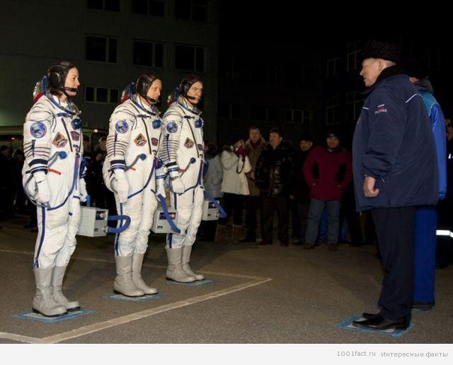 доклад космонавтов