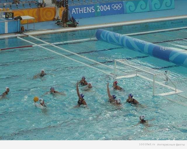 спорт_водное поло