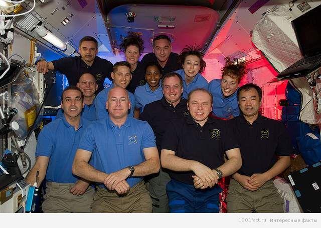 женщина_астронавт