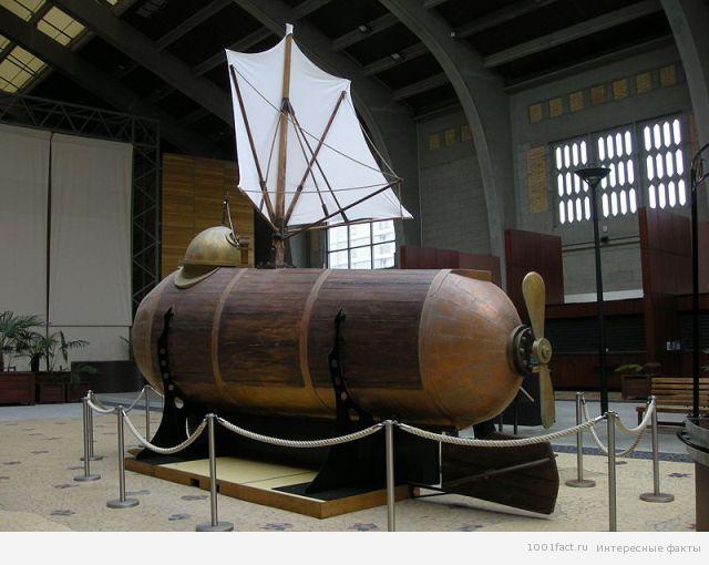 """подводная лодка """"Наутилус"""""""