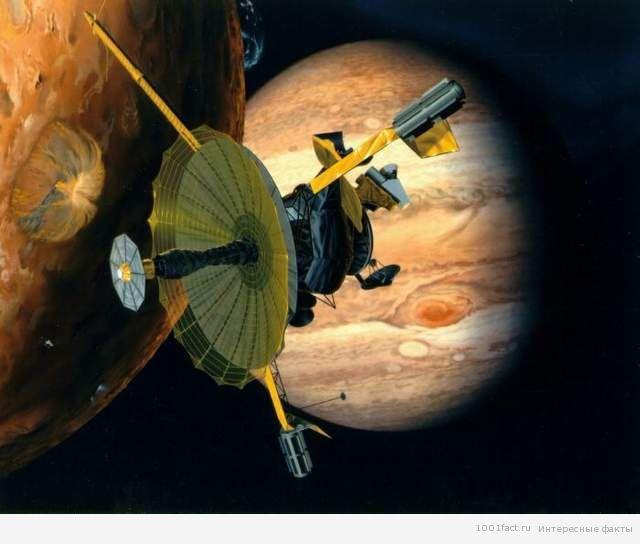 «Галилео»_космос