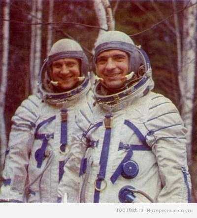 биографии космонавтов
