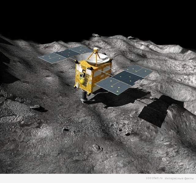 зонд «Хаябуса»