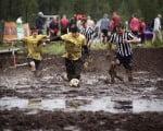 факты о болотном футболе