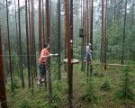 интересные факты о веревочных парках