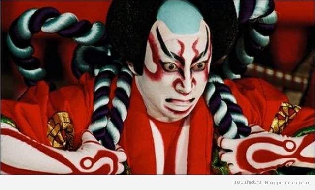актер кабуки
