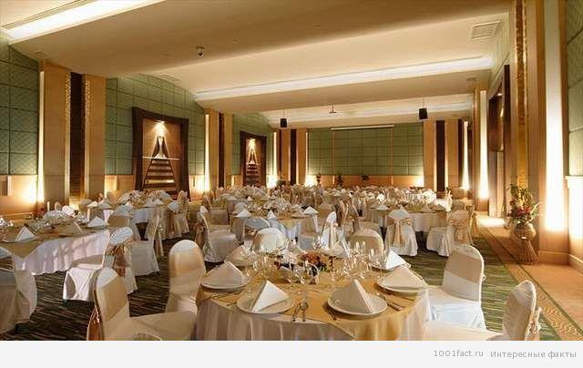 ресторан отеля