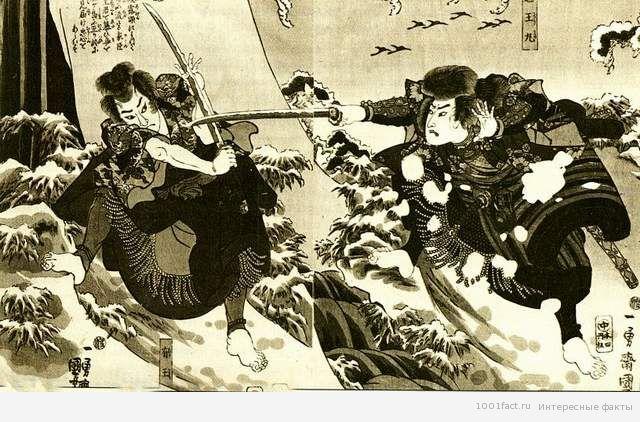 о театре кабуки