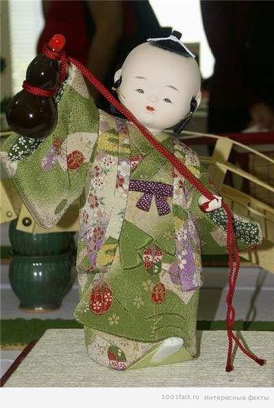 куклы_Япония