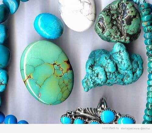 о камнях_бирюза