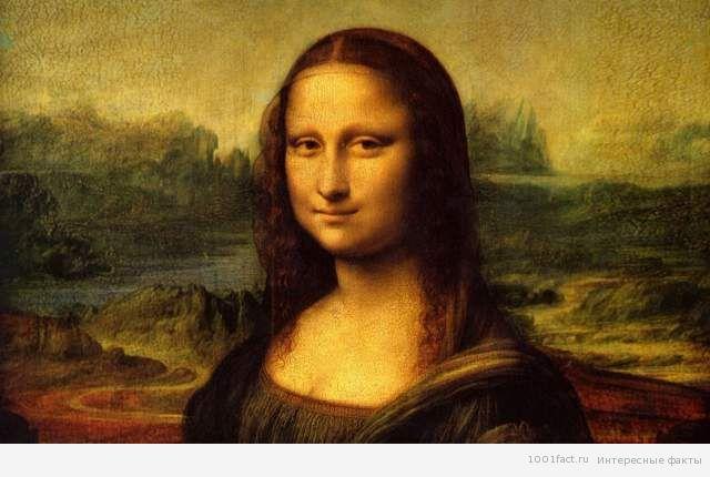Мона Лиза_улыбка