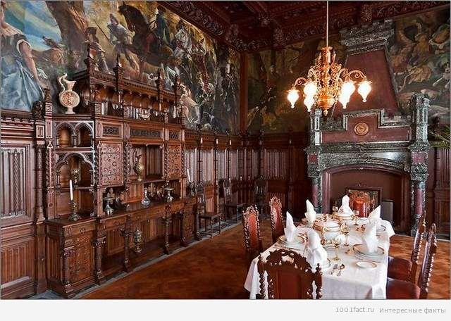 сооружения_замок Драхенбург